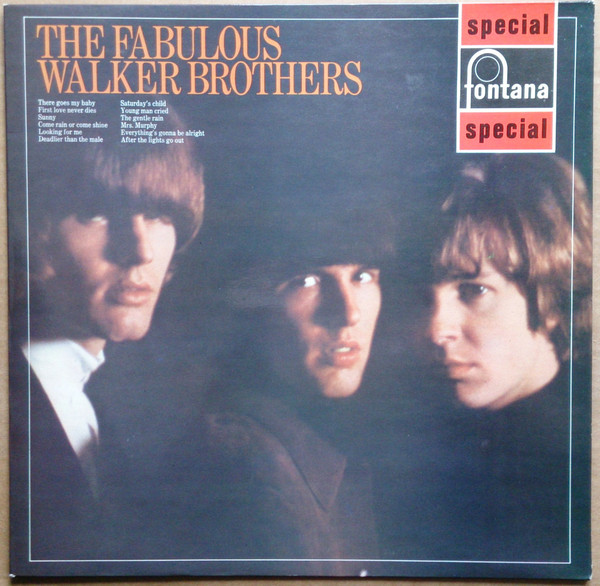 The Walker Brothers - The Fabulous Walker Brothers (LP, Comp)
