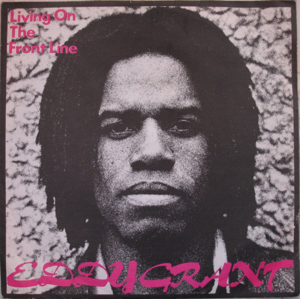 Eddy Grant - Living On The Front Line (7