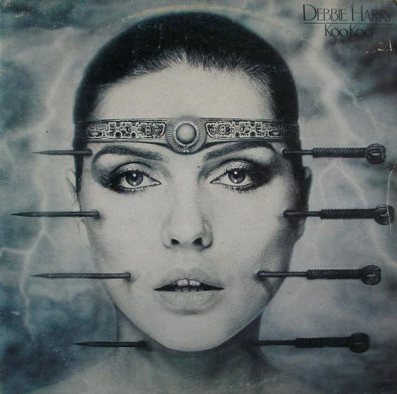Debbie Harry* - Koo Koo (LP, Album)