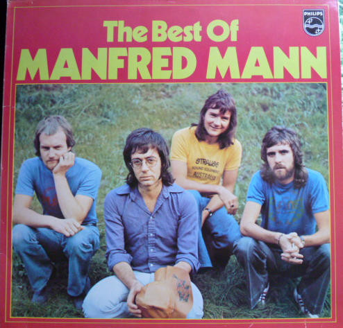 Manfred Mann - The Best Of (LP, Comp, Club)