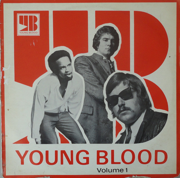 Various - Young Blood Volume 1 (LP, Comp)
