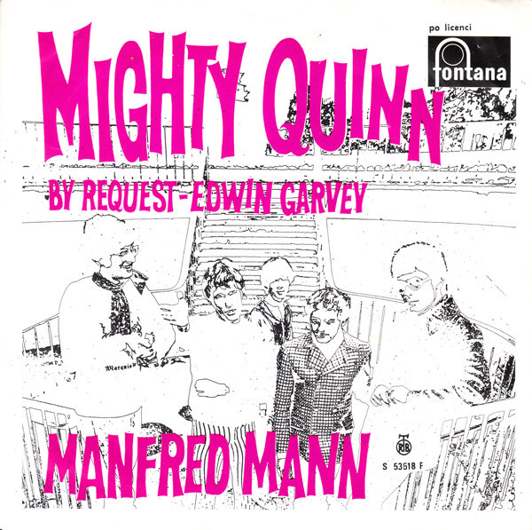 Manfred Mann - Mighty Quinn (7