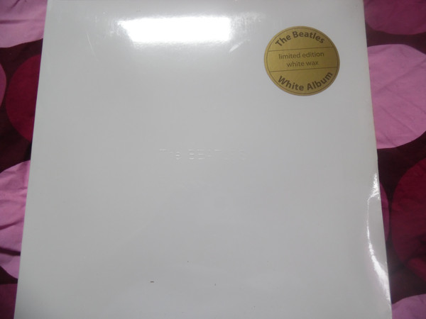 The Beatles - The Beatles (2xLP, Album, Ltd, Whi)