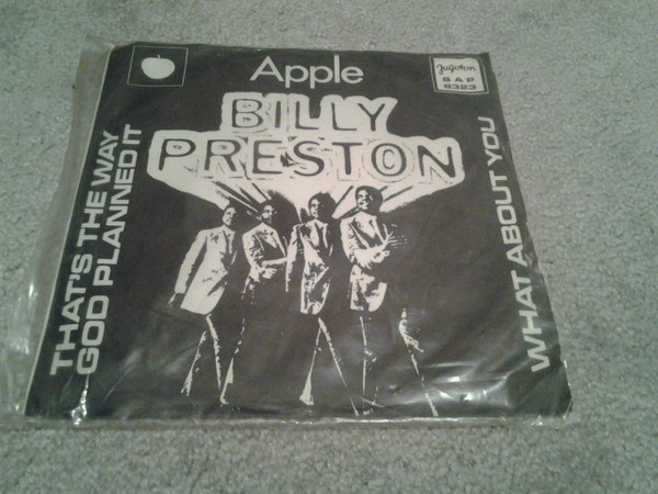 Billy Preston - That's The Way God Planned It (7