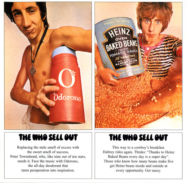 The Who - The Who Sell Out (CD, Album, RE, RM)