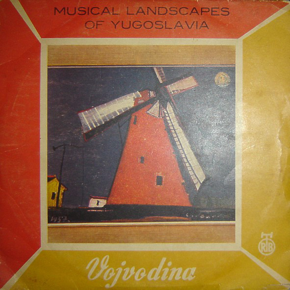 The Tamburica Orchestra Of Novi Sad Radio* - Vojvodina (10