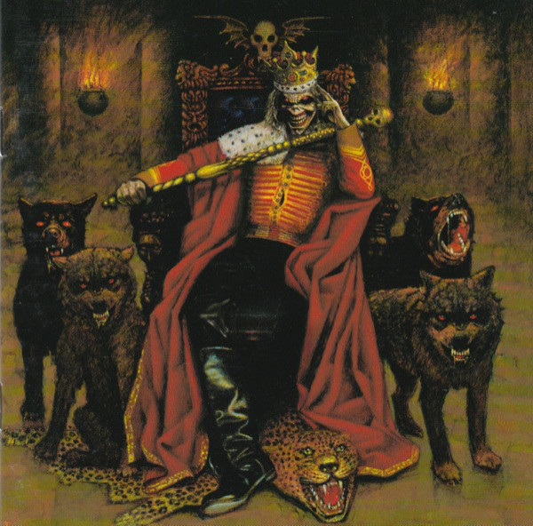 Iron Maiden - Edward The Great (The Greatest Hits) (CD, Comp, RM)