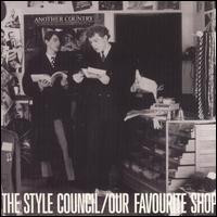 The Style Council - Our Favourite Shop (LP, Album, Gat)