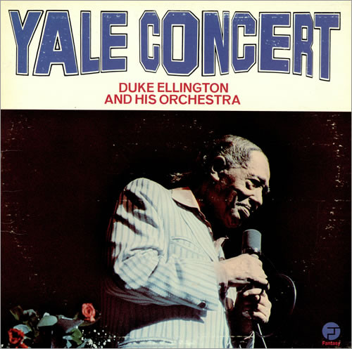 Duke Ellington And His Orchestra - Yale Concert (LP)