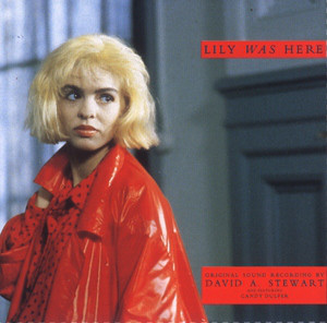 David A. Stewart - Lily Was Here (LP, Album)