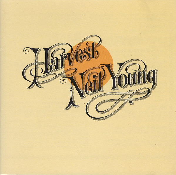 Neil Young - Harvest (CD, Album, RE, RP)