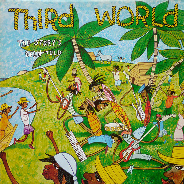 Third World - The Story's Been Told (LP, Album)