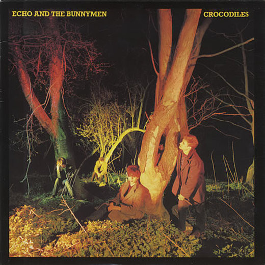 Echo And The Bunnymen* - Crocodiles (LP, Album)