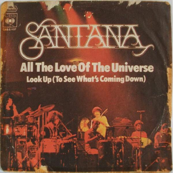Santana - All The Love Of The Universe  (7