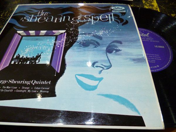 The George Shearing Quintet - The Shearing Spell (10