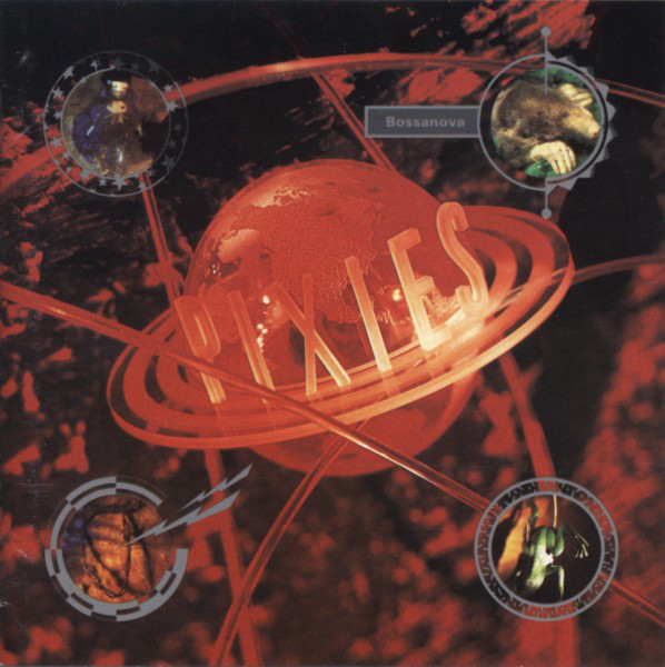 Pixies - Bossanova (CD, Album)