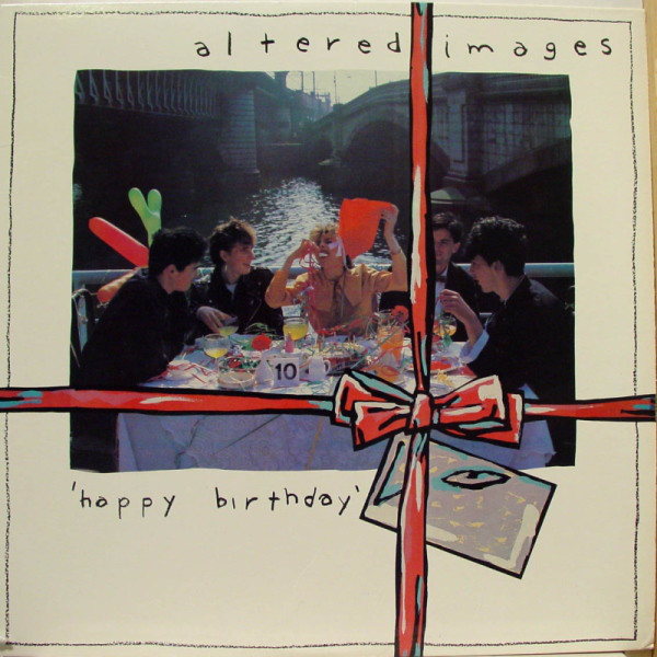 Altered Images - Happy Birthday (LP, Album)