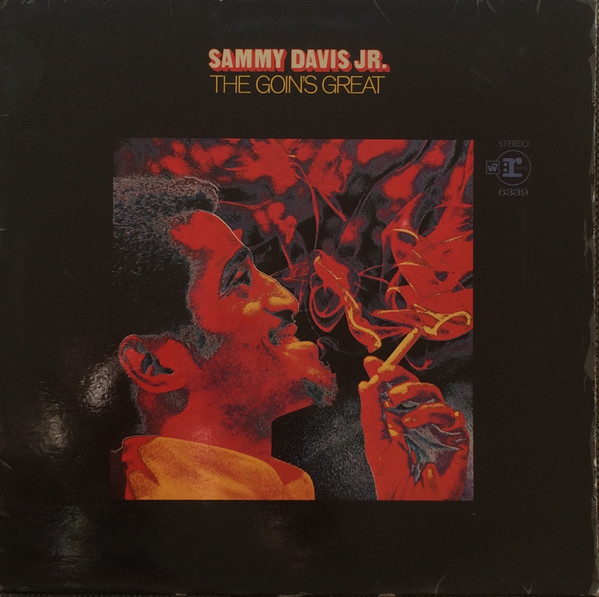 Sammy Davis Jr. - The Goin's Great (LP, Album)