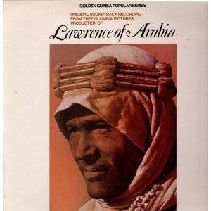 Maurice Jarre, The London Philharmonic Orchestra - Lawrence Of Arabia—Original Soundtrack Recording (LP)