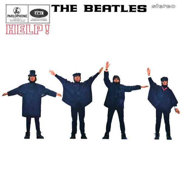 The Beatles - Help! (LP, Album, RE, RM, 180)