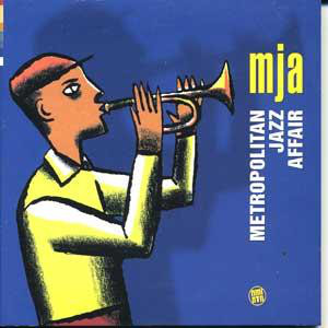 Metropolitan Jazz Affair - Metropolitan Jazz Affair (CD, Album, Dig)