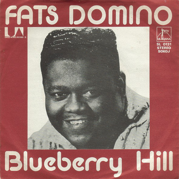 Fats Domino - Blueberry Hill (7