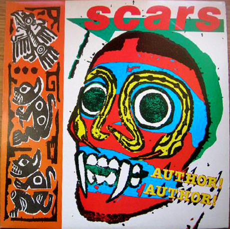 Scars (2) - Author! Author! (LP, Album)
