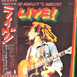 Bob Marley And The Wailers* - Live! (LP, Album)