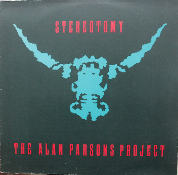 The Alan Parsons Project - Stereotomy (LP, Album)