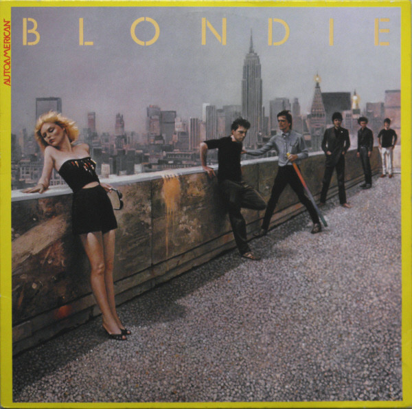 Blondie - AutoAmerican (LP, Album)
