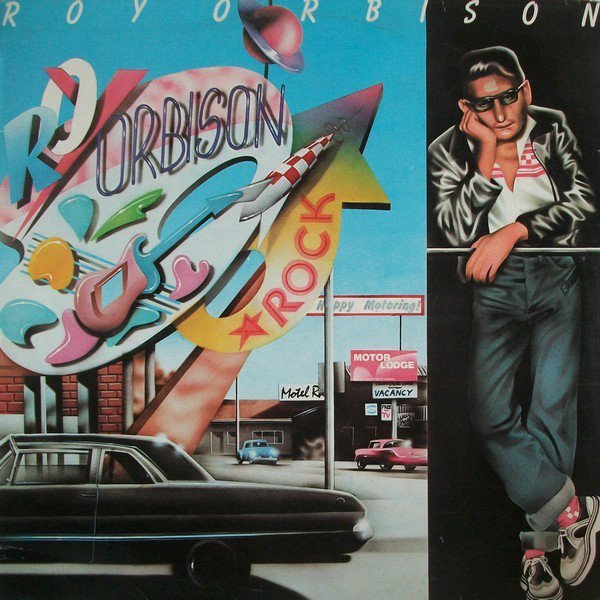 Roy Orbison - The Big O (LP, Comp)