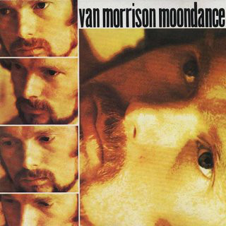 Van Morrison - Moondance (LP, Album, RE)