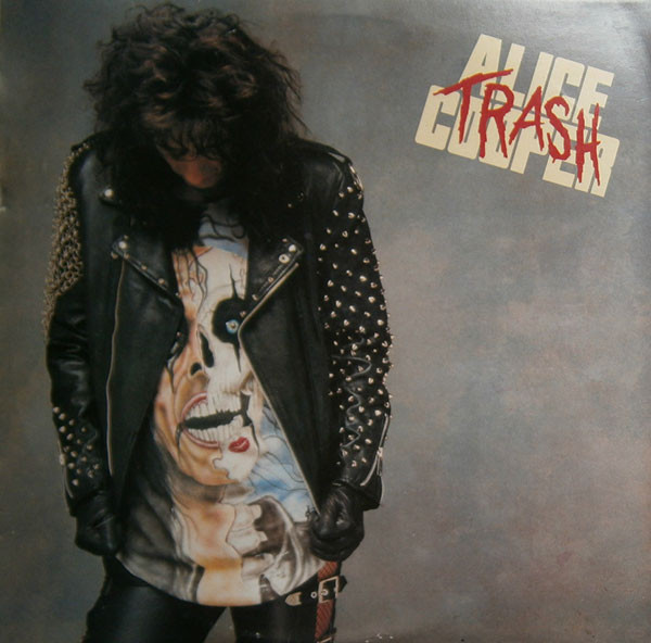 Alice Cooper (2) - Trash (LP, Album)