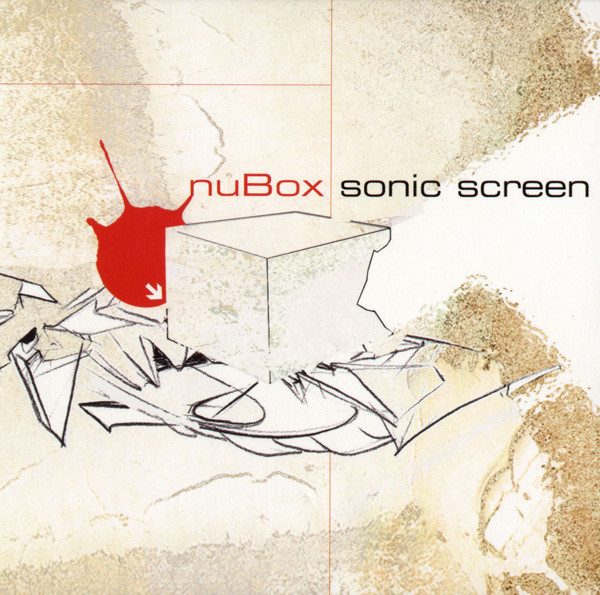 NuBox - Sonic Screen (CD, Album)