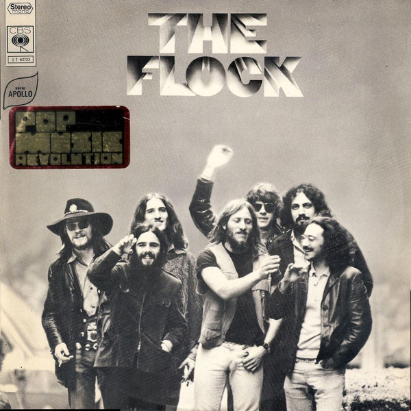 The Flock - The Flock (LP, Album)