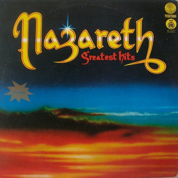 Nazareth (2) - Greatest Hits (LP, Comp, RE)