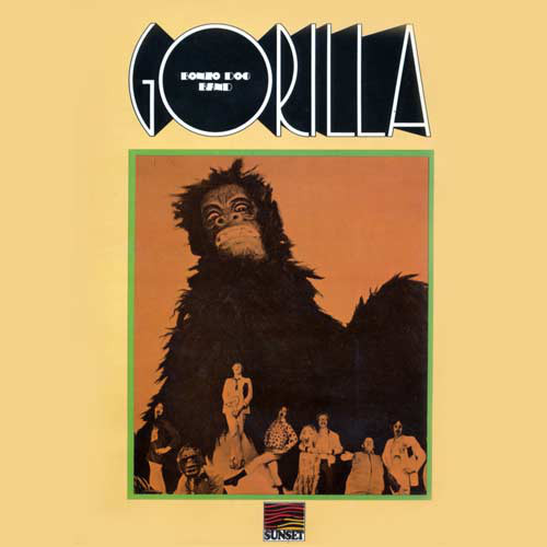 Bonzo Dog Band* - Gorilla (LP, Album, RE)