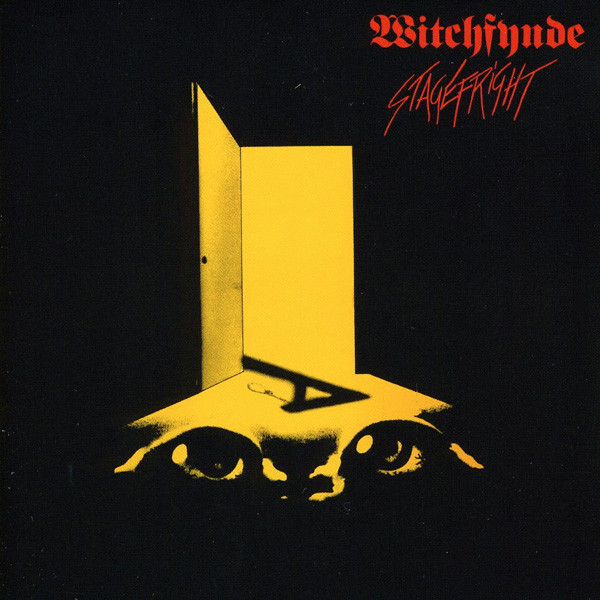 Witchfynde - Stagefright (LP, Album)