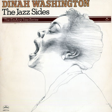 Dinah Washington - The Jazz Sides (2xLP, Album, Comp)