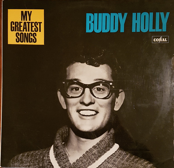 Buddy Holly - My Greatest Songs (LP, Comp, Mono, RE)