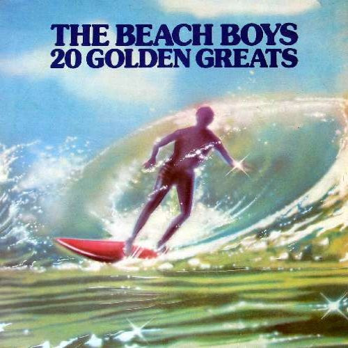 The Beach Boys - 20 Golden Greats (LP, Comp)