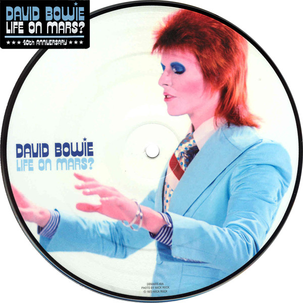 David Bowie - Life On Mars? (7