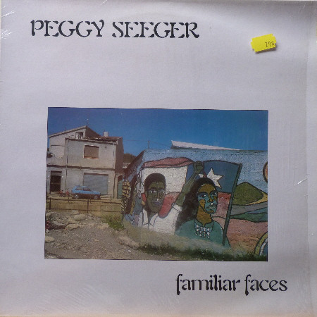 Peggy Seeger - Familiar Faces (LP)