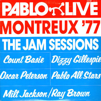 Various - Montreux '77: The Jam Sessions (2xLP, Album)