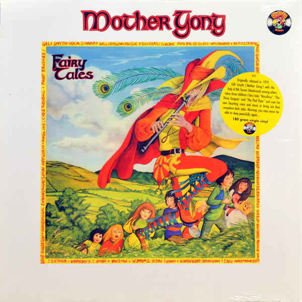 Mother Gong - Fairy Tales (LP, Album)