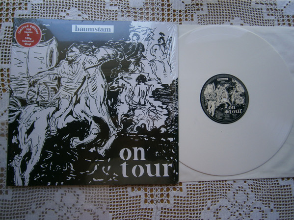 Baumstam - On Tour (LP, Album, Ltd, RE, RM, Gat)