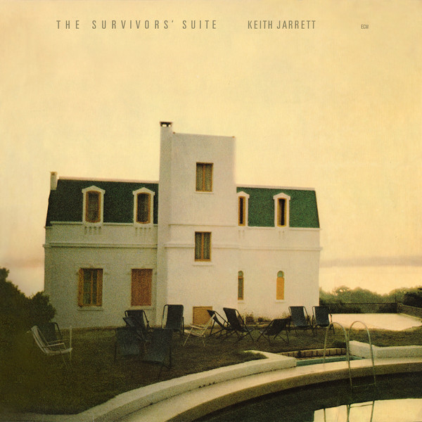 Keith Jarrett - The Survivors' Suite (LP, Album)