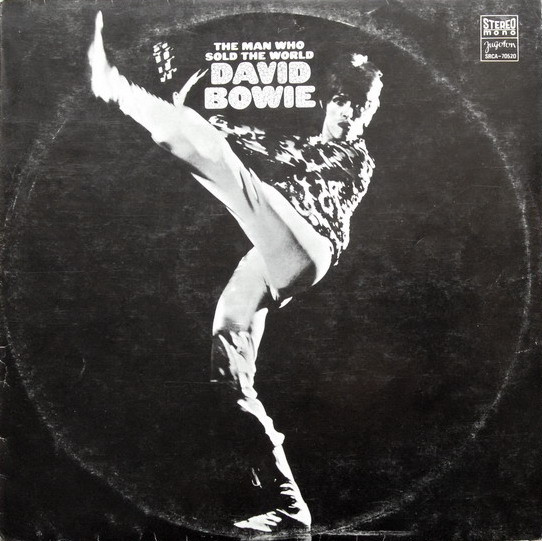 David Bowie - The Man Who Sold The World (LP, Album)