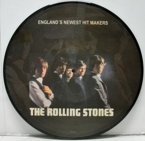 The Rolling Stones - England's Newest Hit Makers The Rolling Stones (LP, Album, Pic, RE, Die)