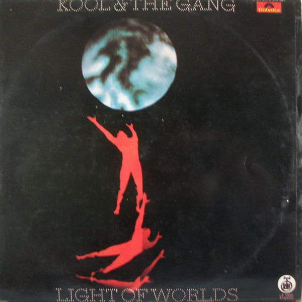 Kool & The Gang - Light Of Worlds (LP, Album)